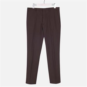 [모노소윙] Solid Trouser  (Brown)