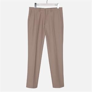 [모노소윙] Natural Trouser (Camel)