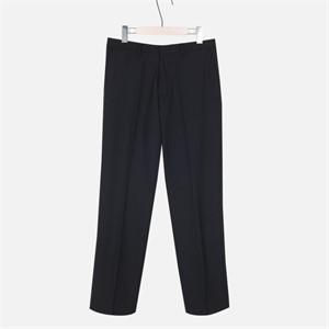 [모노소윙] Solid Wide Trouser (Black)