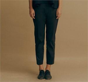[모스카] WOVEN SLIM PANTS