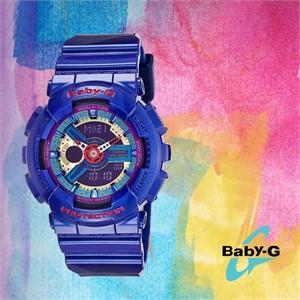 Baby-G 베이비 지BA-112-2ADR여성용 우레탄 시계