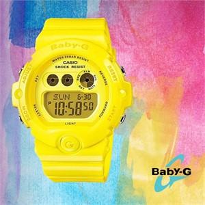 Baby-G 베이비 지BG-6902-9DR여성용 우레탄 시계
