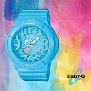Baby-G 베이비 지BGA-130-2BDR여성용 우레탄 시계
