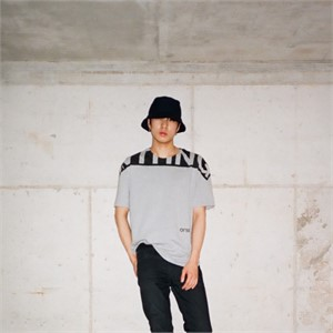 [srst] [에스알에스티] NOTHING short sleeve shirts GREY