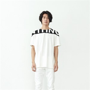 [srst] [에스알에스티] NOTHING short sleeve shirts WHITE