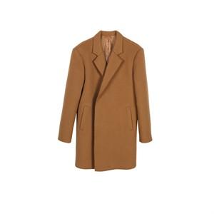 [모노소윙] Premium Wool Handmade Coat (Camel) 남성용