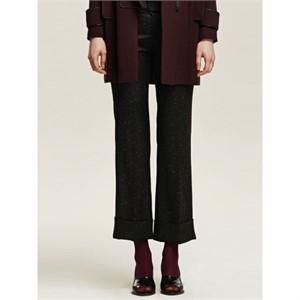 까이에 Cuffed Wool Pants