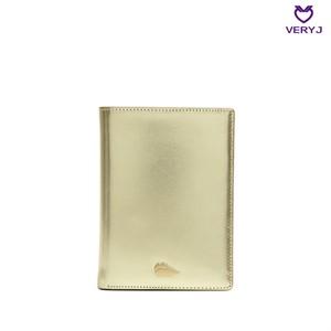 [베리제이]더블메이트 여권지갑 VJ0047 골드