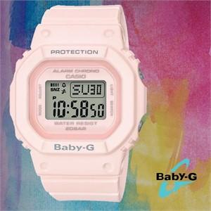 [BABY-G] 베이비지 BGD-560-4 여성용 가죽시계