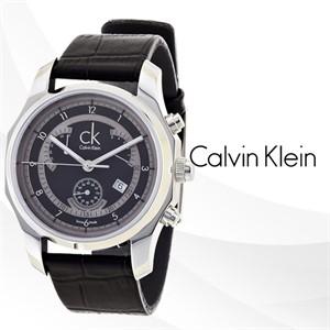 캘빈클라인(Calvin klein)남성시계(K7731102/가죽밴드)