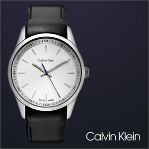 Calvin Klein K5A311C6 캘빈클라인 CK 남성시계 가죽밴드 패션시계