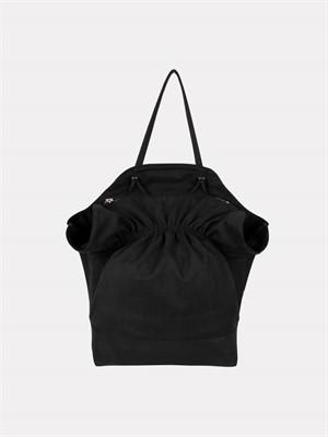 [알로곤] Large Shoulder Dimsum Bag suede