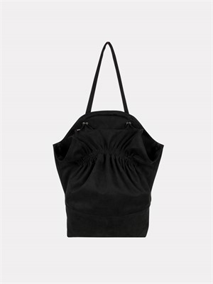 [알로곤] Medium Shoulder Dimsum Bag suede