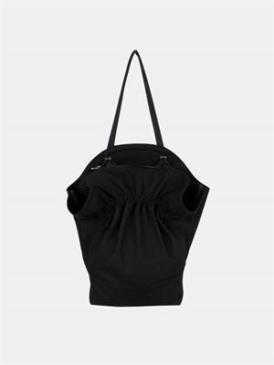 [알로곤] Medium Shoulder Dimsum Bag canvas