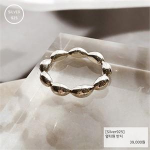 [j.bling]옆타원 반지