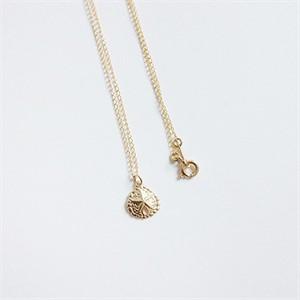 [비베] Starfish Necklace - S size