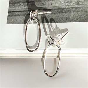 [제이블링] 클립 드롭 귀걸이