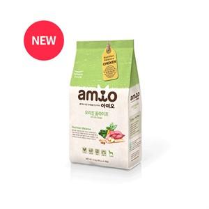 [200g추가증정]풀무원아미오 유기농어덜트 오리진1.2kg전견용올라이프