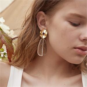 마티아스[] Summer jelly Earring - Gold