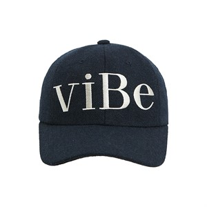 [COLLECTION LINE]NAVAL SHAPE WOOL CAP NAVY