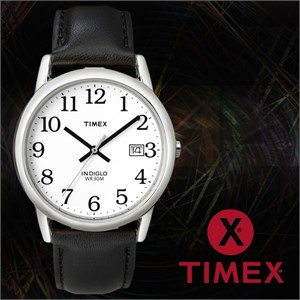 타이맥스 T2H281 남성시계 가죽밴드 손목시계