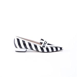 [오바이혜연킴] Bliss Loafer [Zebra]