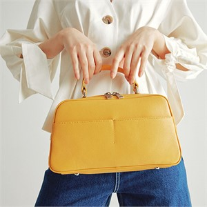 [조니조니] Bowling Bag M_Yellow