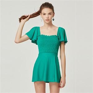 [쥴리앤칼라] JULIY OPS 2 Habana Swimsuit-Green