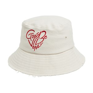[COLLECTION LINE]GBO BUCKET HAT IVORY