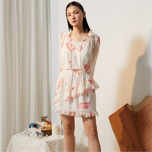 [줄리빈즈] Match Mini Skirt