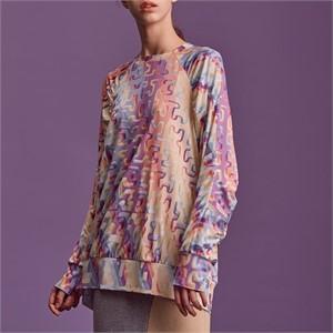 [블리다] unicorn rainbow sweatshirts