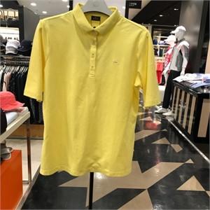 피에이티 NC05 5부 요꼬에리 티셔츠 1F 45201