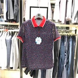 피에이티 NC05 잔꽃소매메쉬 티셔츠 1E 45233