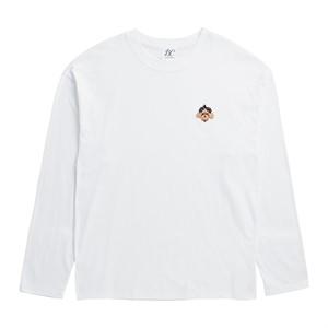 ILP SIGNATURE NY LOGO T-SHIRTS WHITE