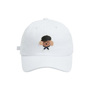 ILP SIGNATURE LOGO BALL-CAP 2019VER WHITE
