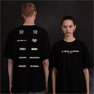 [디바이디그낙] Last Edition T-Shirts (BK)