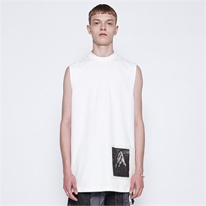 [디바이디그낙] Pray Sleeveless T-Shirts (WH)