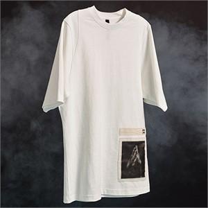 [디바이디그낙] Pray Patchwork T-Shirts (WH)