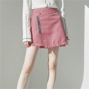[느와] Ce Skirt