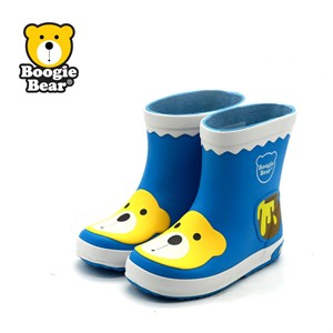 부기베어 아동 레인부츠 BOOGIE BLUE-BLUE