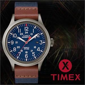 TIMEX 타이맥스 TW4B14100 남성시계 나토밴드 손목시계