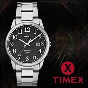 TIMEX 타이맥스 TW2R23400 남성시계 메탈밴드 손목시계