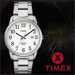 TIMEX 타이맥스 TW2R23300 남성시계 메탈밴드 손목시계