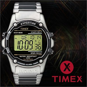 TIMEX 타이맥스 아틀란티스 T77517 남성시계 메탈밴드 손목시계
