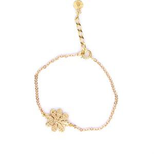 [엘리오나] Daisy Floral Bracelet