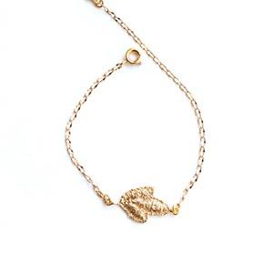 [엘리오나] Fig Floral Bracelet