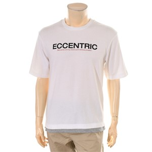 TBJ NC02 밑단 레이어드 아트웍 티셔츠 T182TS005P