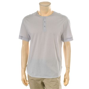TBJ NC02 남성 헨리넥 반팔 티셔츠 T182TS170P