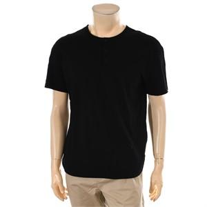 TBJ NC02 남성 라운드 헨리넥 티셔츠 T182TS170P