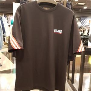 잠뱅이 NC05 오버핏 티셔츠 AJ8WTS14